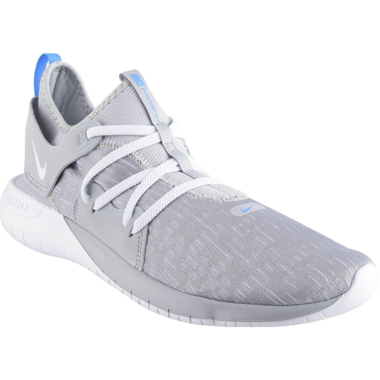 Nike Nike Flex Contact 3 Gris / blanco Correr por carretera