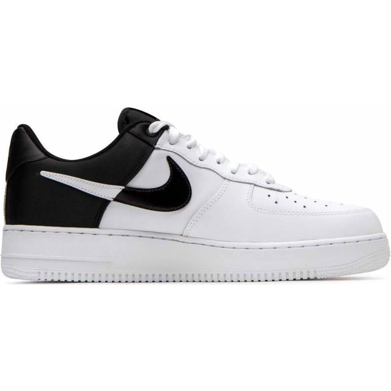 Nike AIR FORCE 1 '07 LV8 1HO19 Blanco / negro Hombres ...