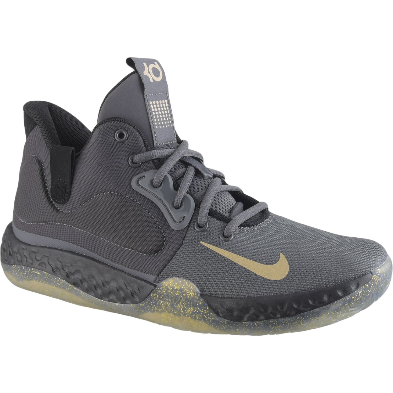 Nike KD TREY 5 VII Negro / amarillo Hombres