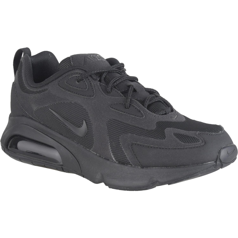 Nike AIR MAX 200 Negro Walking