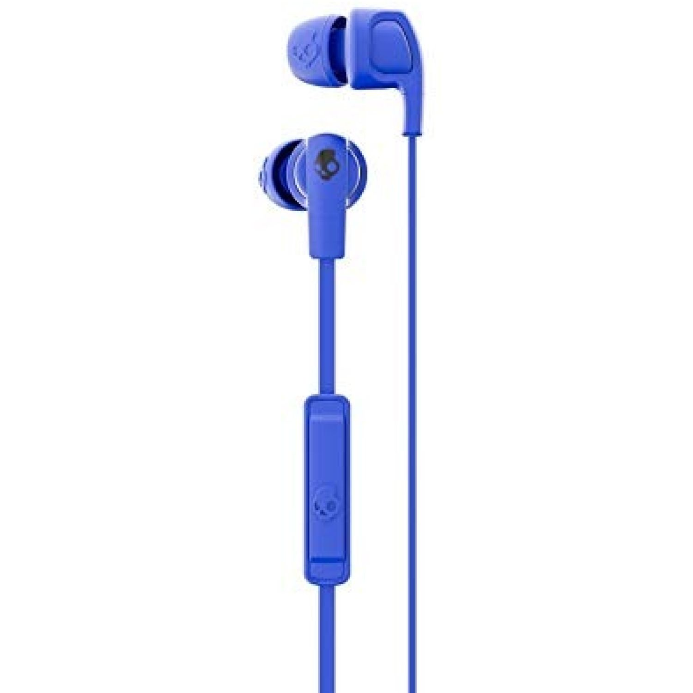 Skullcandy SMOKINBUDS WIRED Azul Auriculares en la oreja