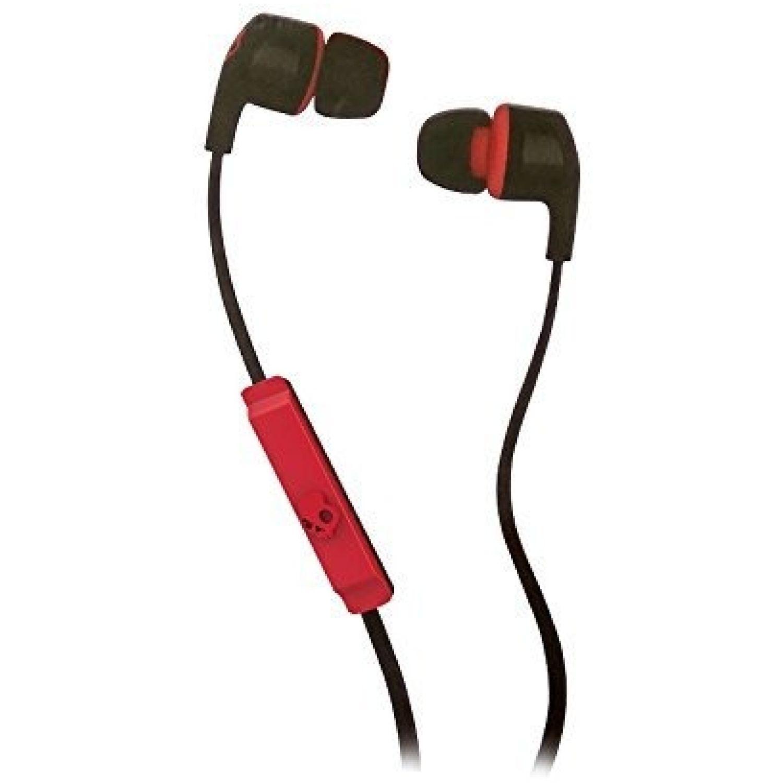Skullcandy smokinbuds wired Negro / rojo Auriculares en la oreja