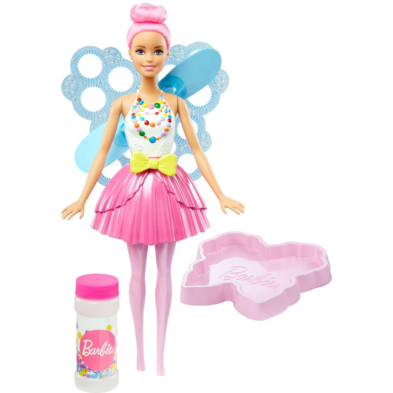 Barbie barbie hada dreamtopia burbujas Varios muñecas