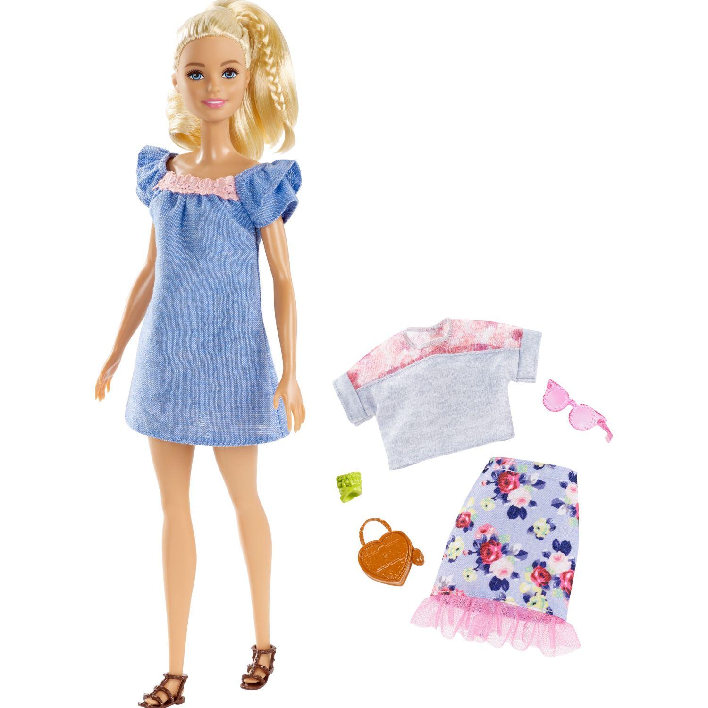 Barbie BARBIE FASHIONISTAS Varios muñecas