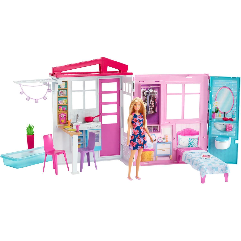 Barbie Barbie Casa Glam Varios Casas de muñecas