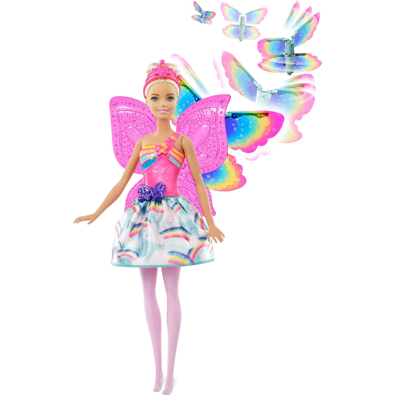Barbie BARBIE HADA ALAS MÁGICAS Varios muñecas