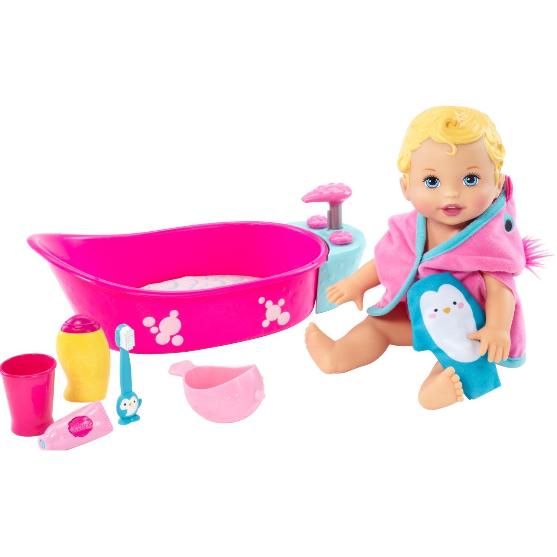 LITTLE MOMMY Little Mommy Baño De Burbujas Varios Muñecas