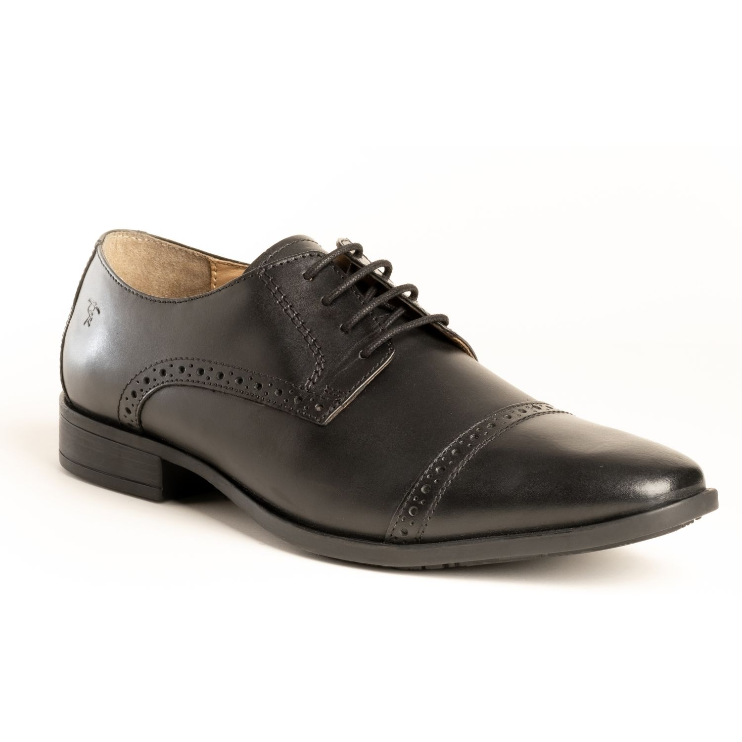 JOHN HOLDEN GILBERT Negro Oxfords