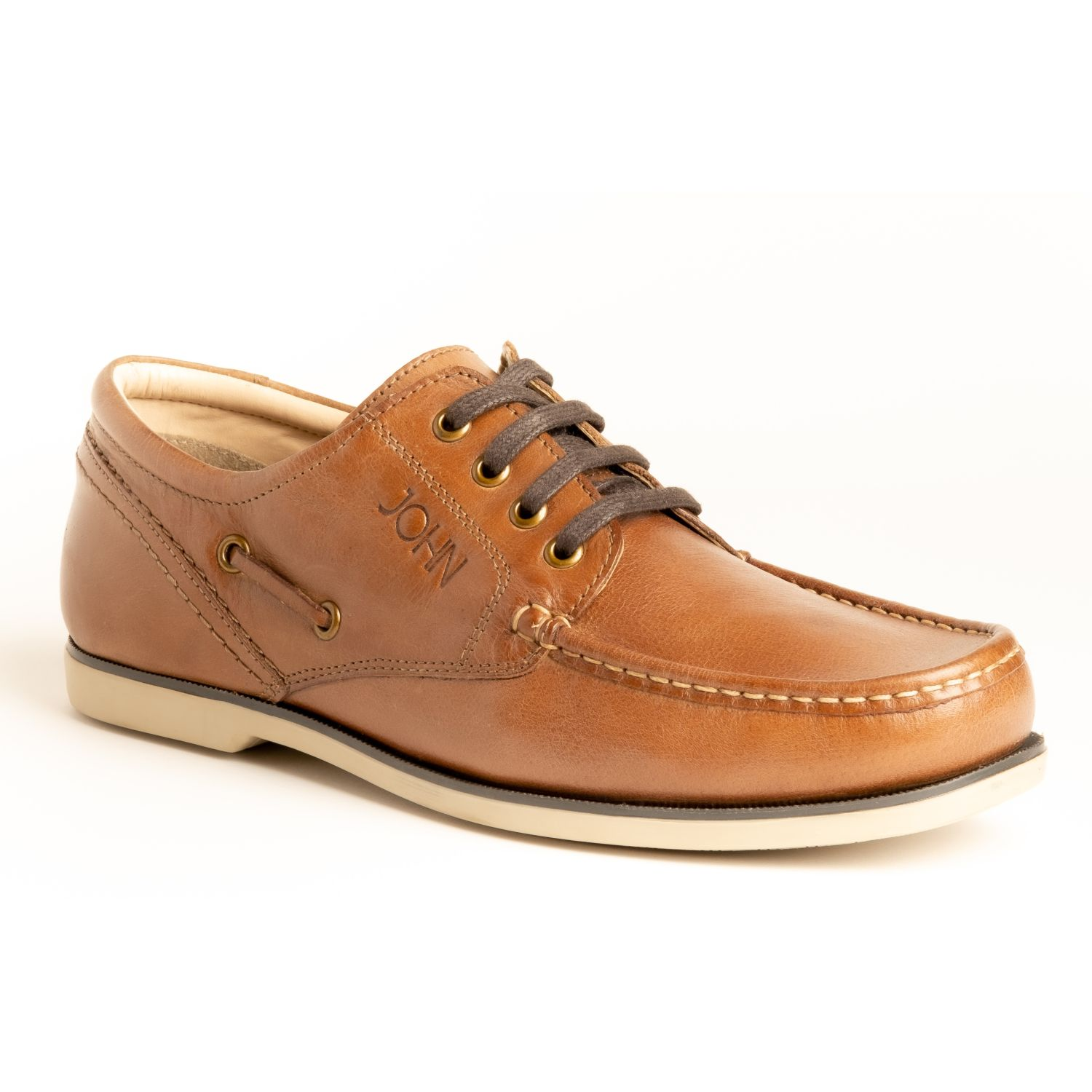 JOHN HOLDEN JUMBO Habano Oxfords