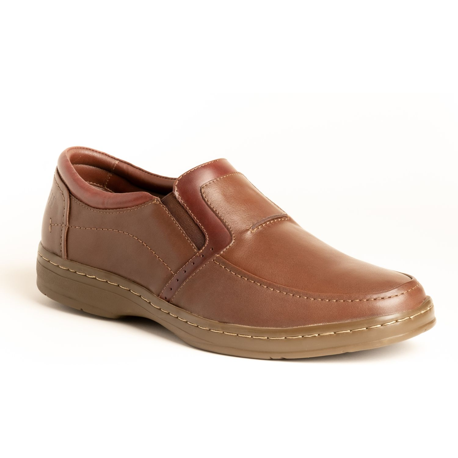 JOHN HOLDEN GAFAR Marron Oxfords