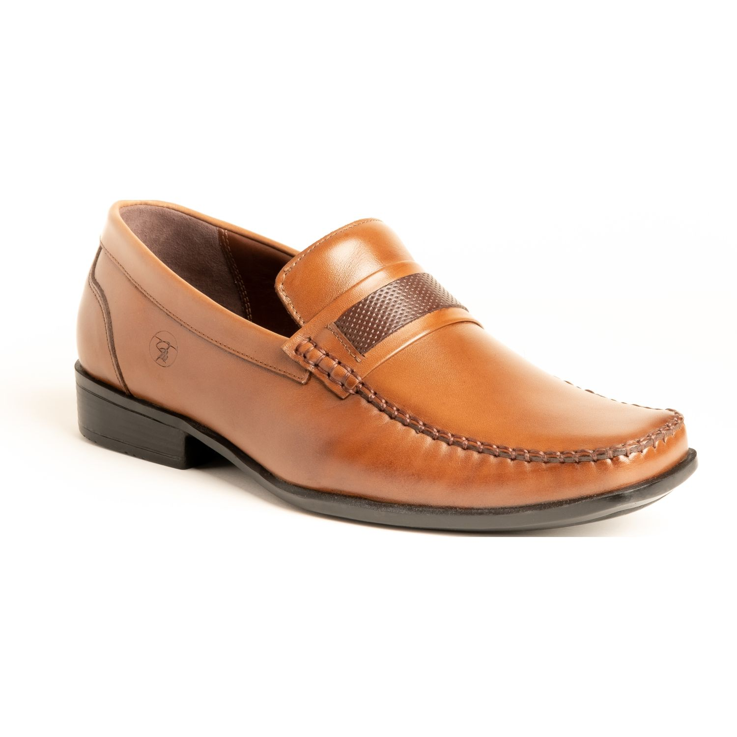 JOHN HOLDEN Marvin Toffee Oxfords