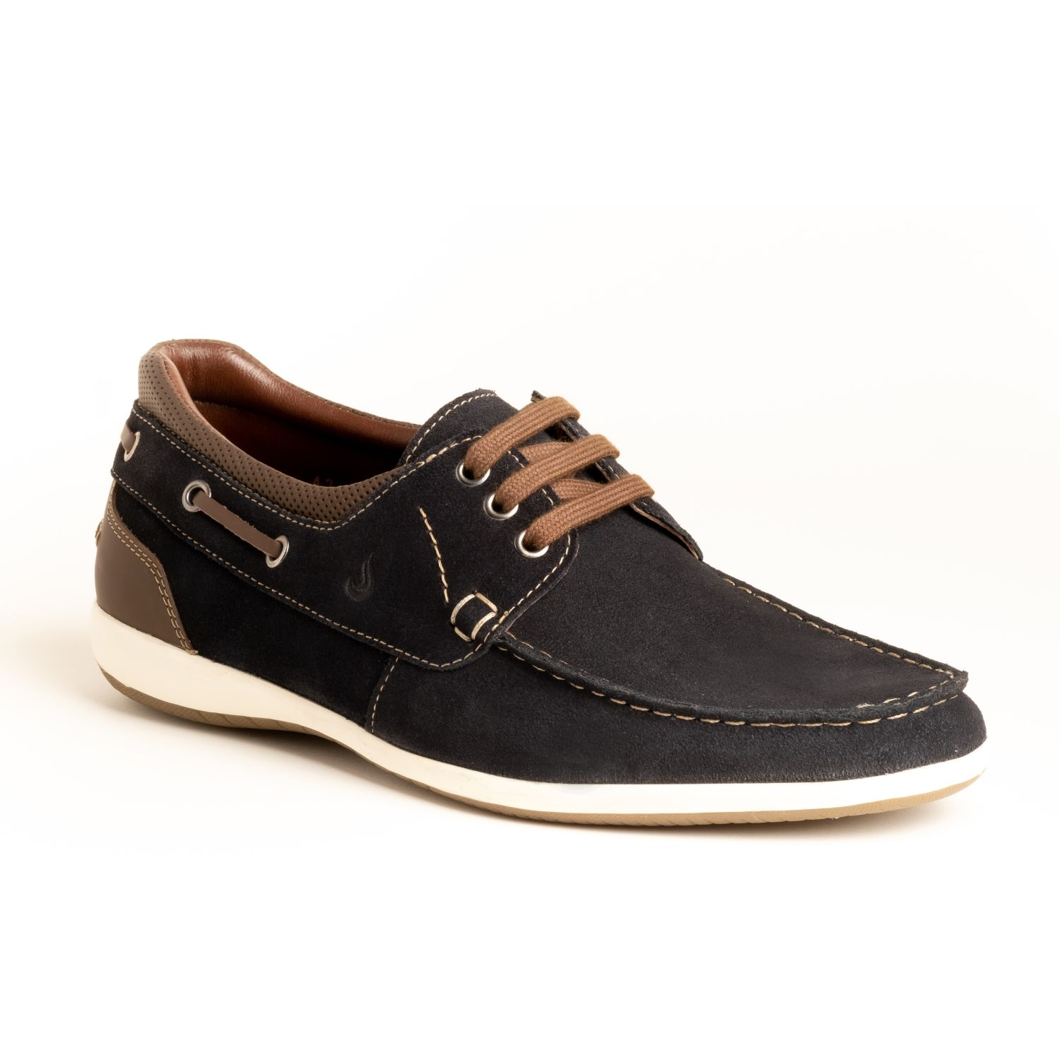 JOHN HOLDEN Anastacio Azul / marrón Oxfords