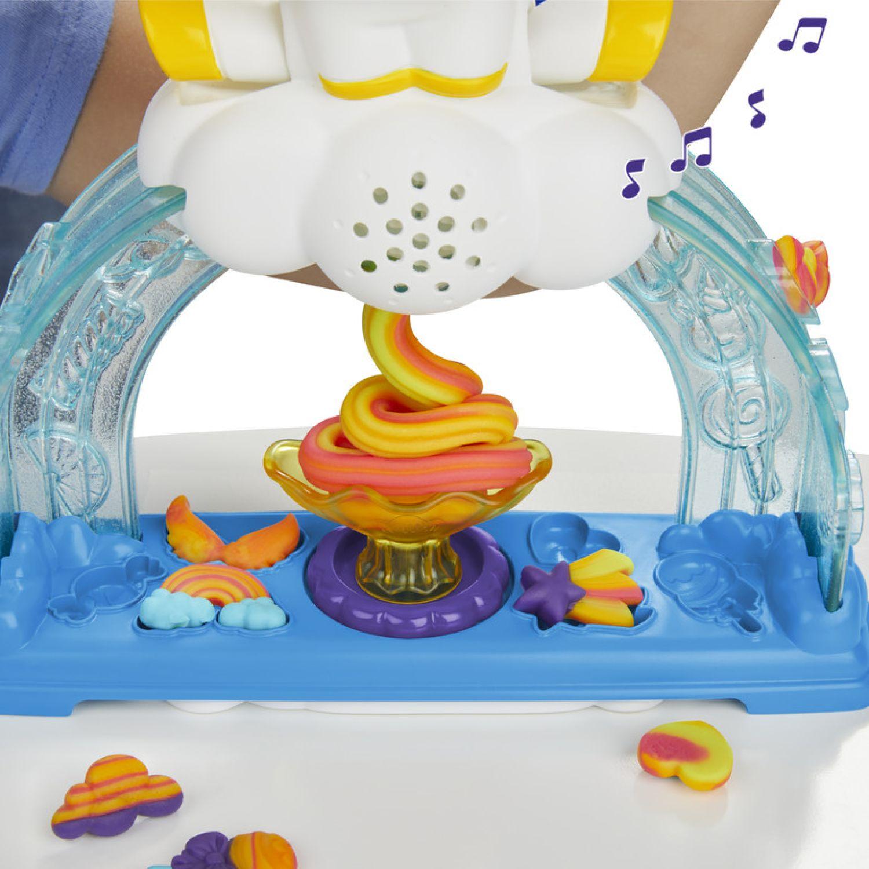 PLAY-DOH Pd Unicorn Swirl