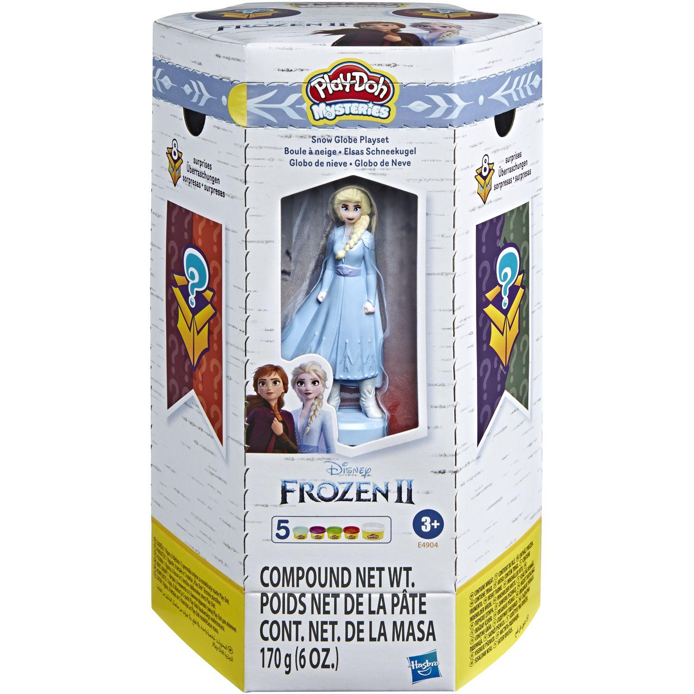PLAY-DOH PD FRZ Frozen 2 Playset Varios Palitos para moldear y esculturas