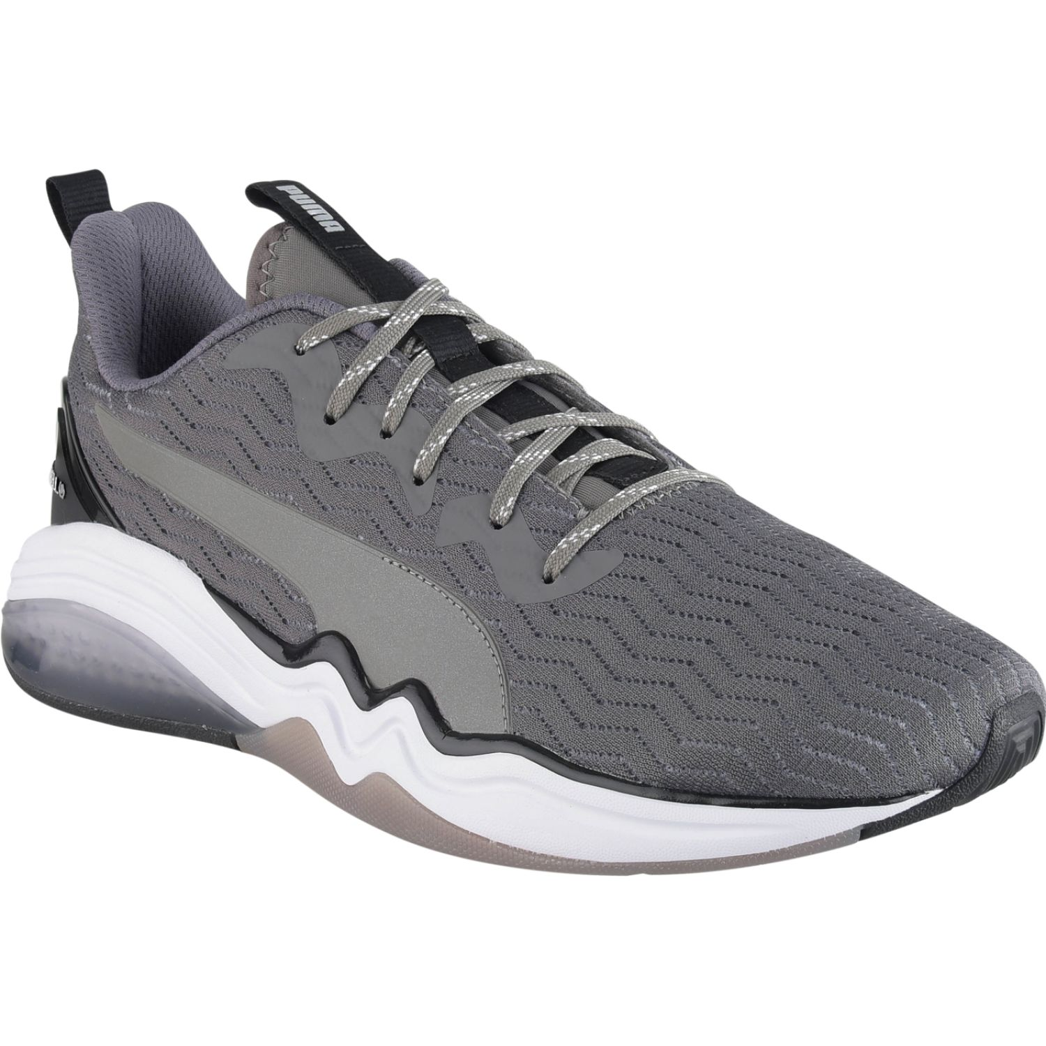 Puma Lqdcell Tension Rave Gris / blanco Hombres