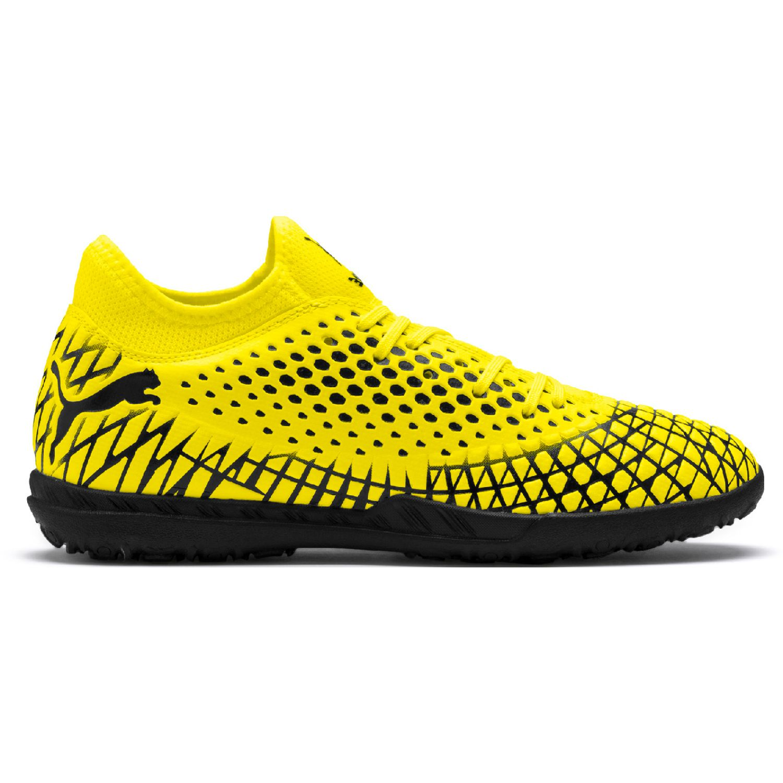 zapatos puma deportivos hombres amarillos