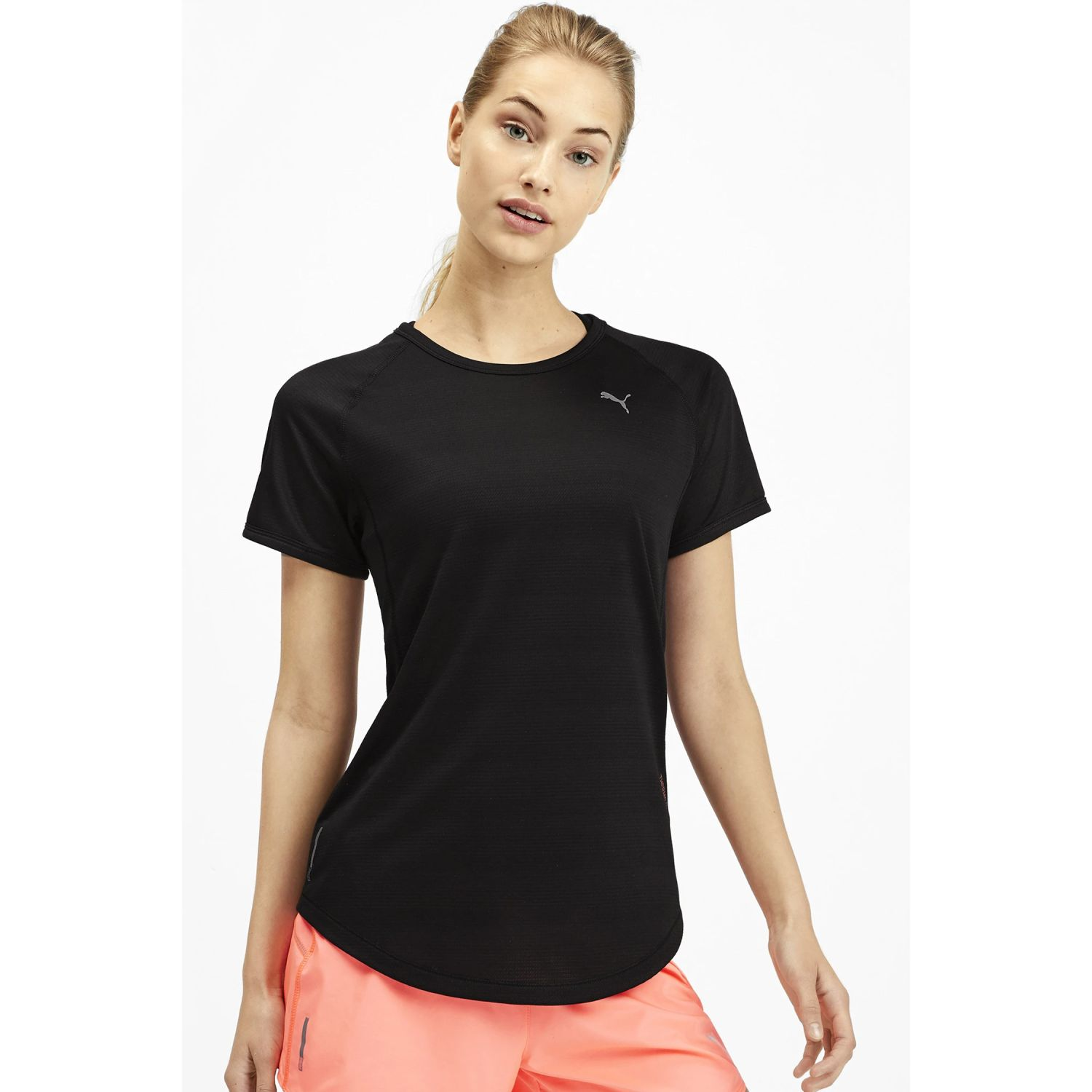 Puma Get Fast Thermo-R+ Tee Negro Polos