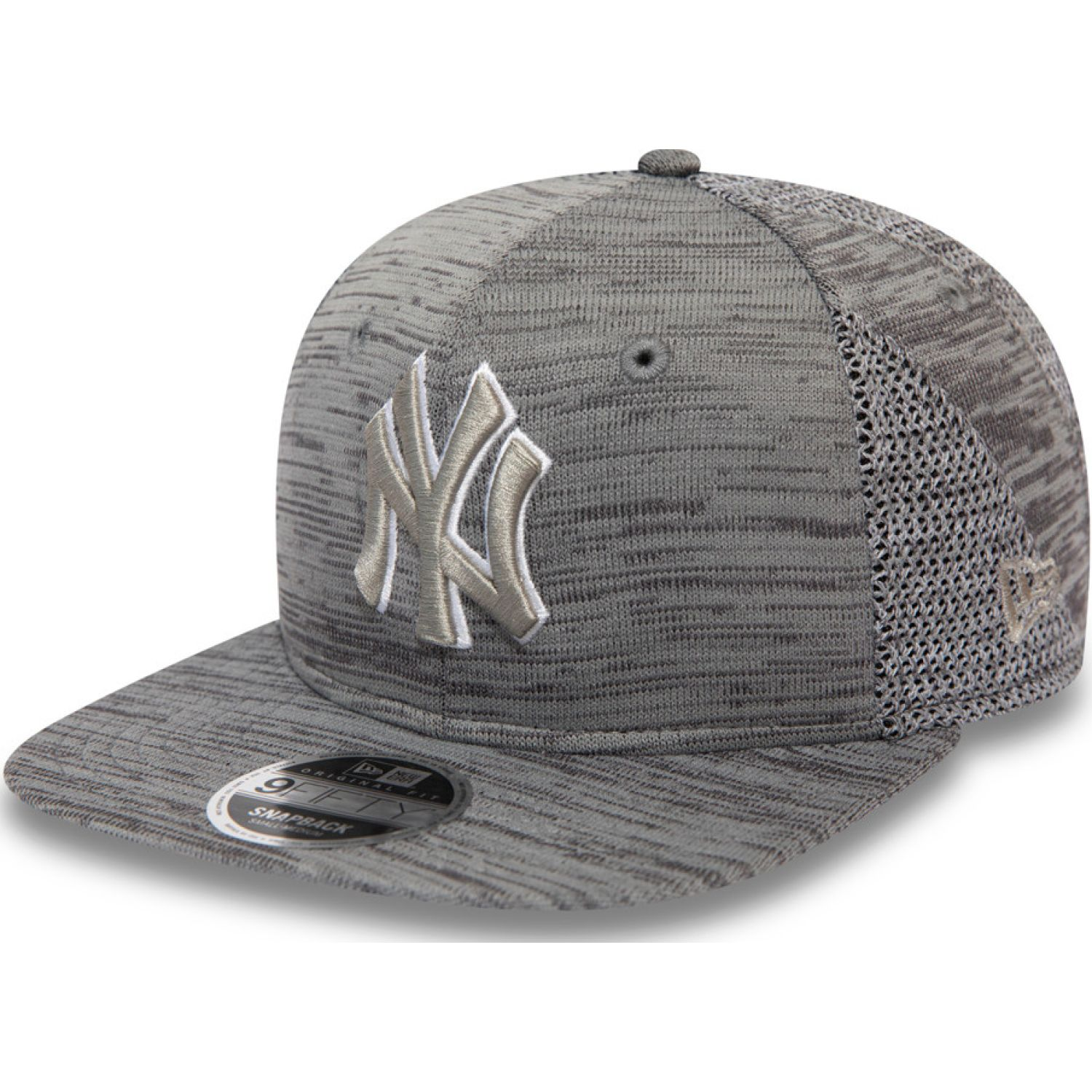 NEW ERA ENGINEERED FIT 9FIFTY NEYYAN GRA Gris Chullos y Gorros