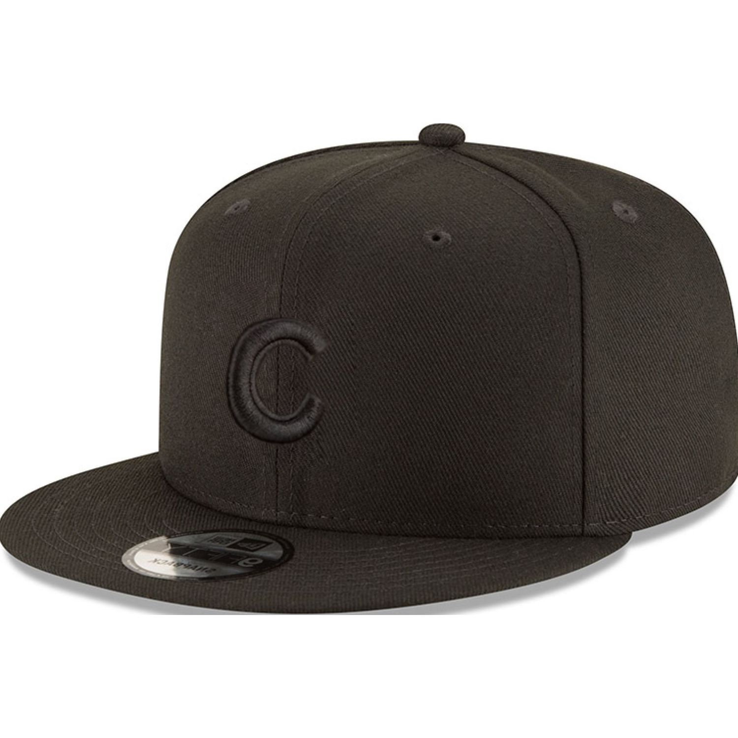 NEW ERA mlb basic snap 950 chicub blkblk Negro Chullos y Gorros