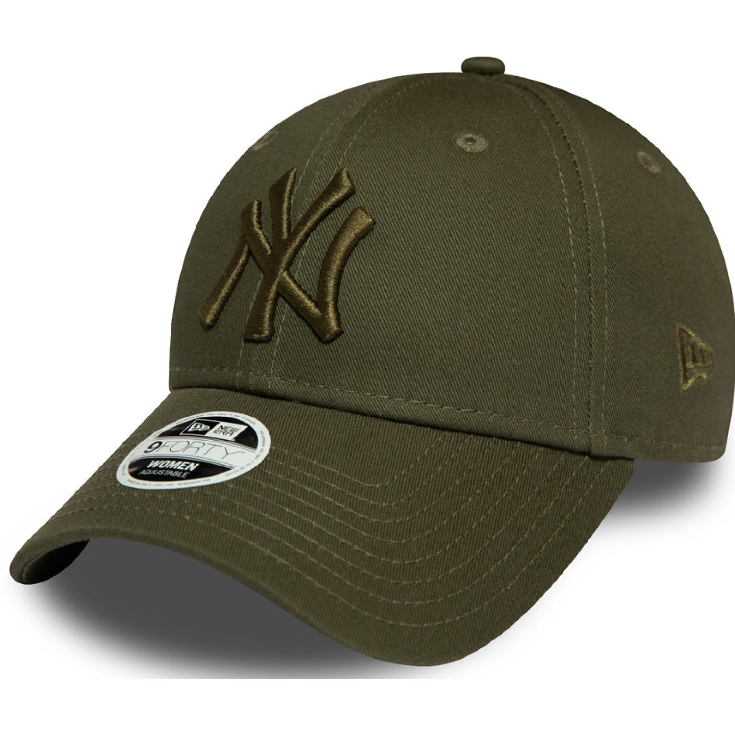 NEW ERA league essential 9forty neyyan novnov Verde Chullos y Gorros