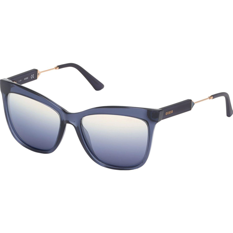 GUESS gu7620#92ws Azul Lentes de Sol