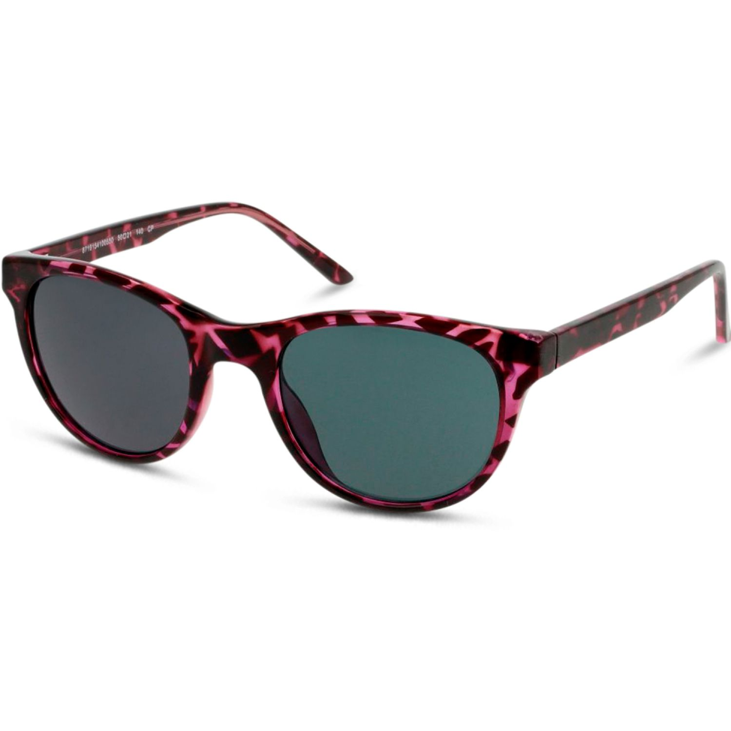 SEEN sesseef11#vhs Rojo Lentes de Sol