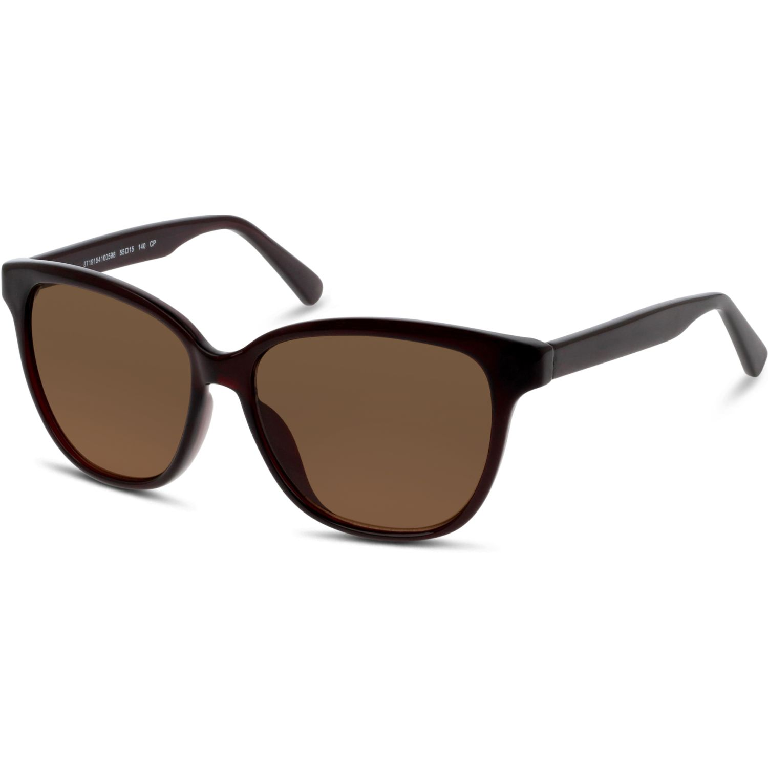 SEEN sesseef12#rrs Marron Lentes de Sol