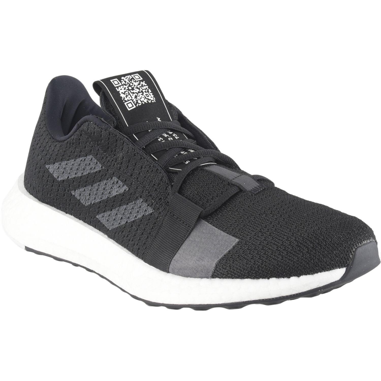 Adidas senseboost go m Negro / blanco Running en pista