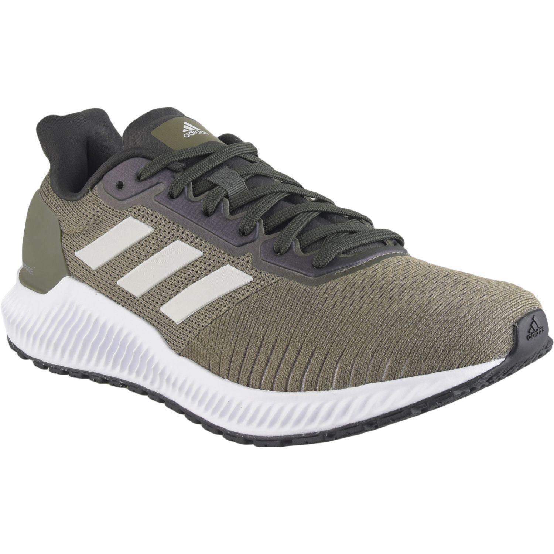 Adidas solar ride w Verde / blanco Running en pista