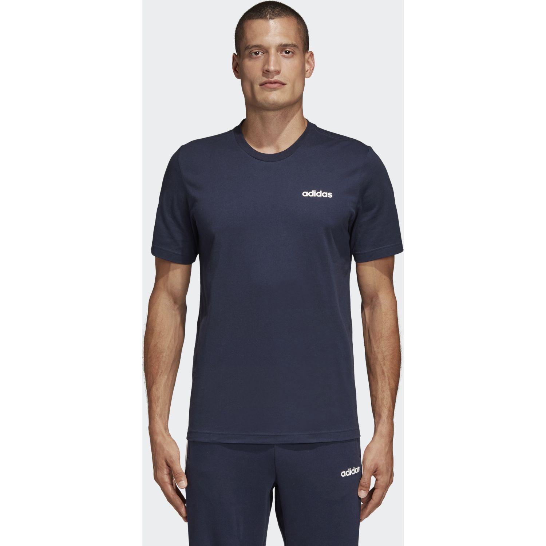 Adidas E PLN TEE Azul Camisetas y Polos Deportivos