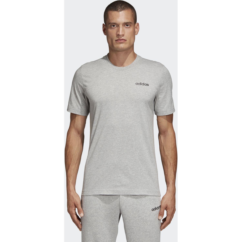 Adidas E Pln Tee Gris Camisetas y Polos Deportivos