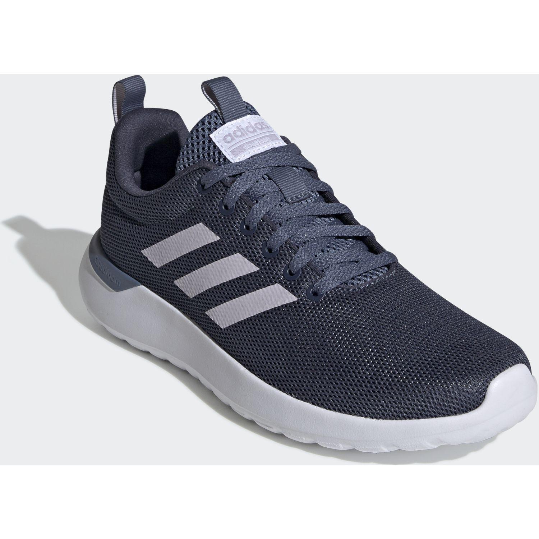 Adidas lite racer cln Navy Running en pista