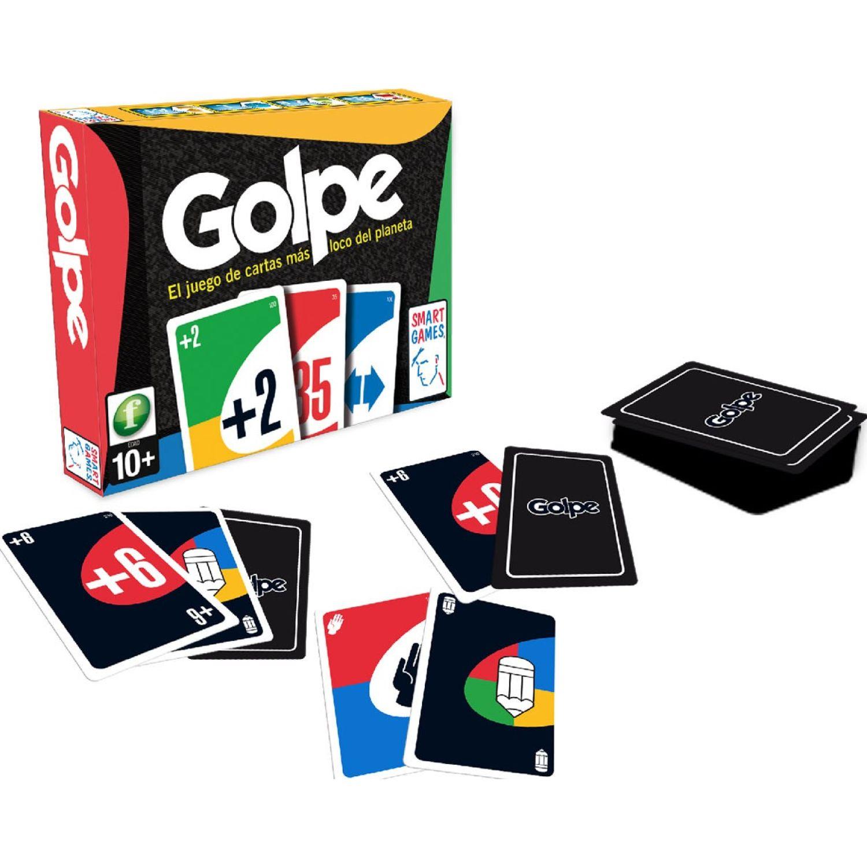 RONDA Golpe  Smart Games Varios Juegos de mesa