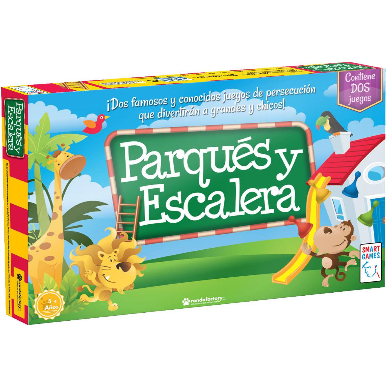 RONDA PARQUES Y ESCALERA SMART GAMES Varios Juegos de mesa