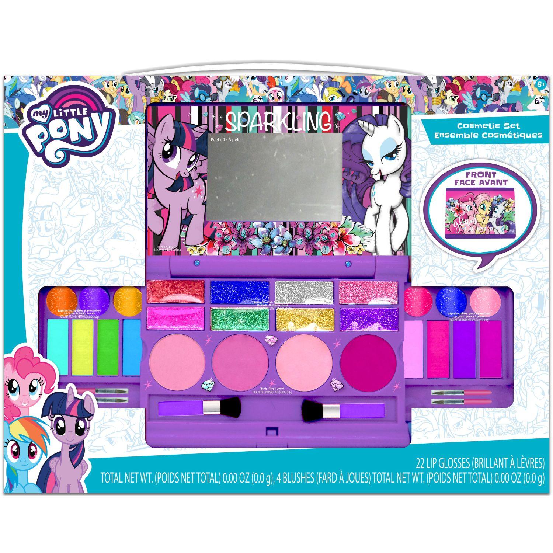 My Little Pony set de cosmético- my little pony Varios Juegos de maquillaje