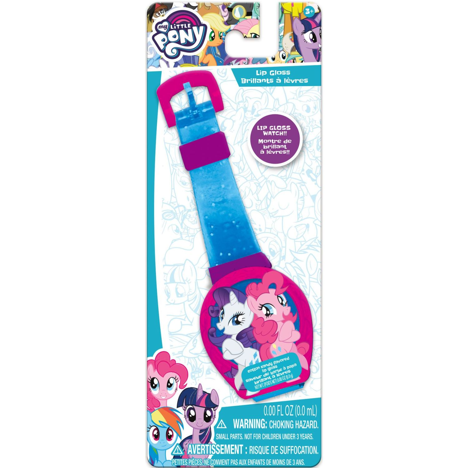 My Little Pony brillo labial reloj- my little pony Varios brillos de labios