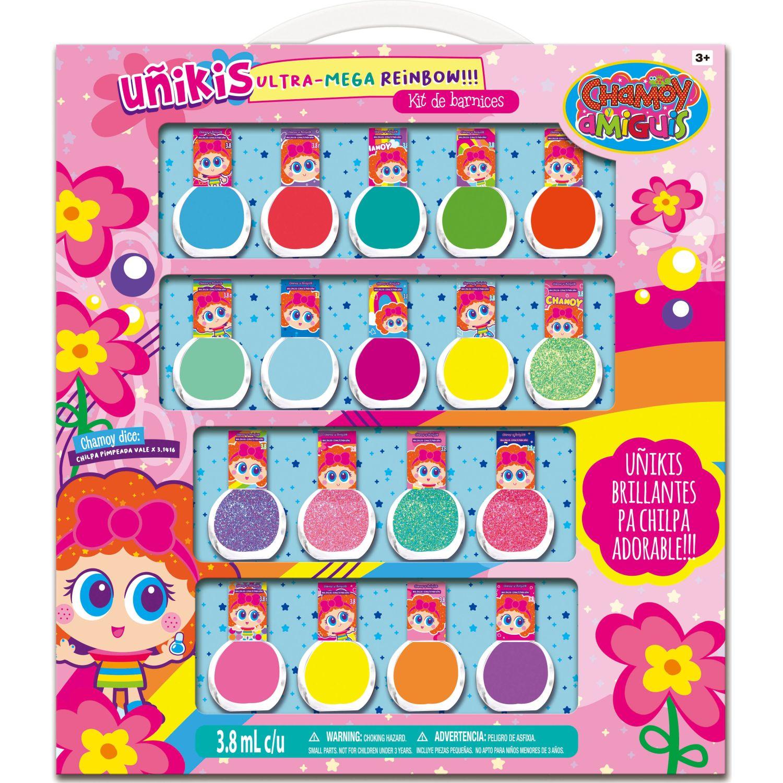 DISTROLLER pack x18- esmalte de uñas- distroller Varios Esmalte de uñas