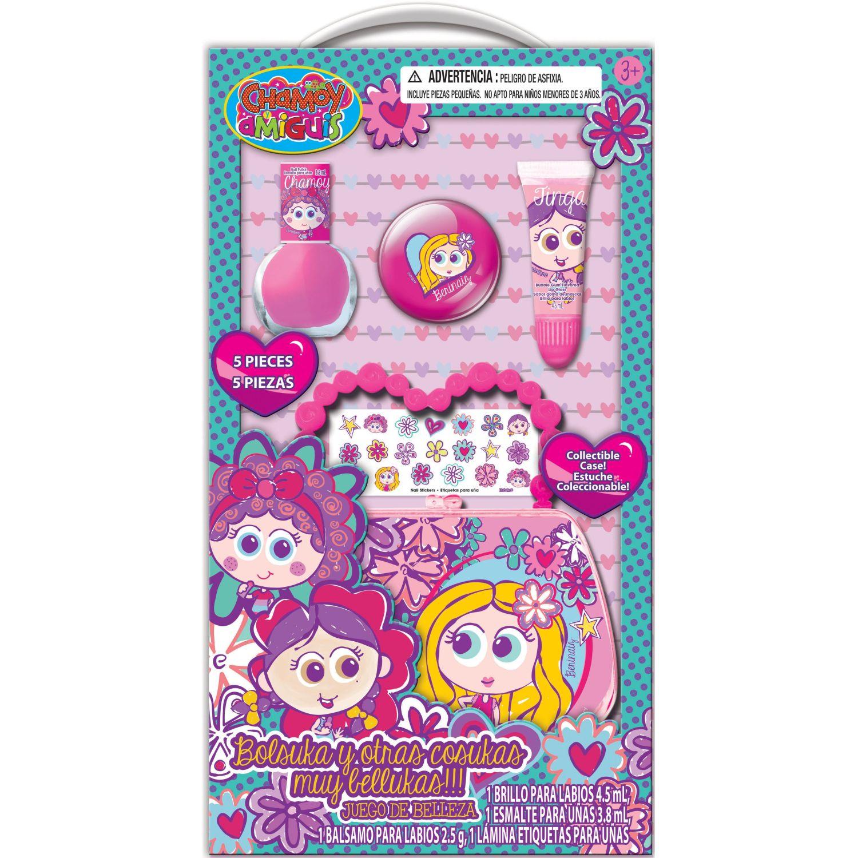 DISTROLLER set de cosméticos con monedero Varios Kits de decoración