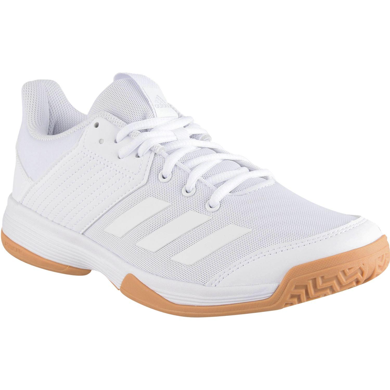 Adidas Ligra 6 Blanco Mujeres