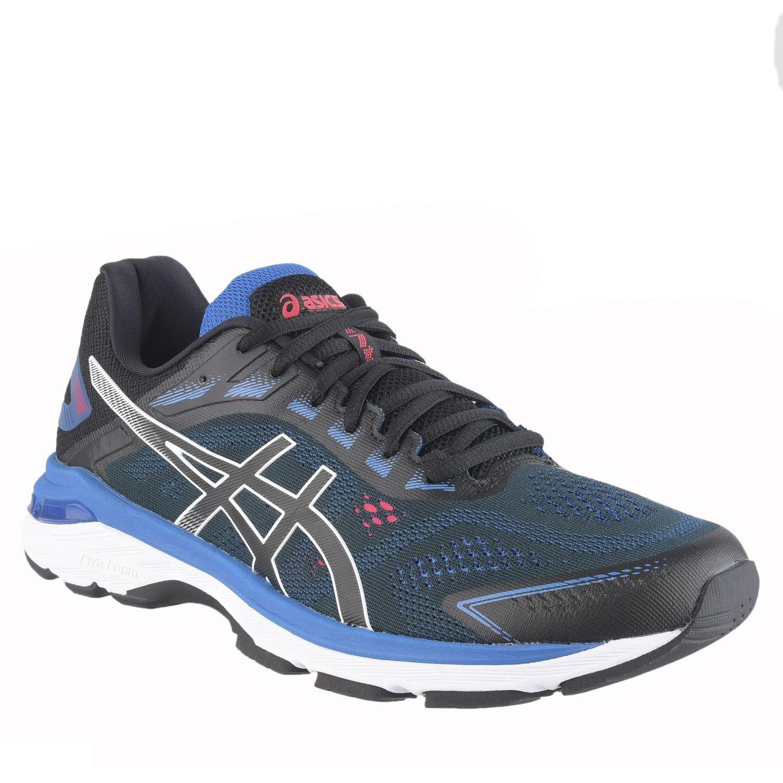Asics Gt-2000 7 Azul / negro Correr por carretera