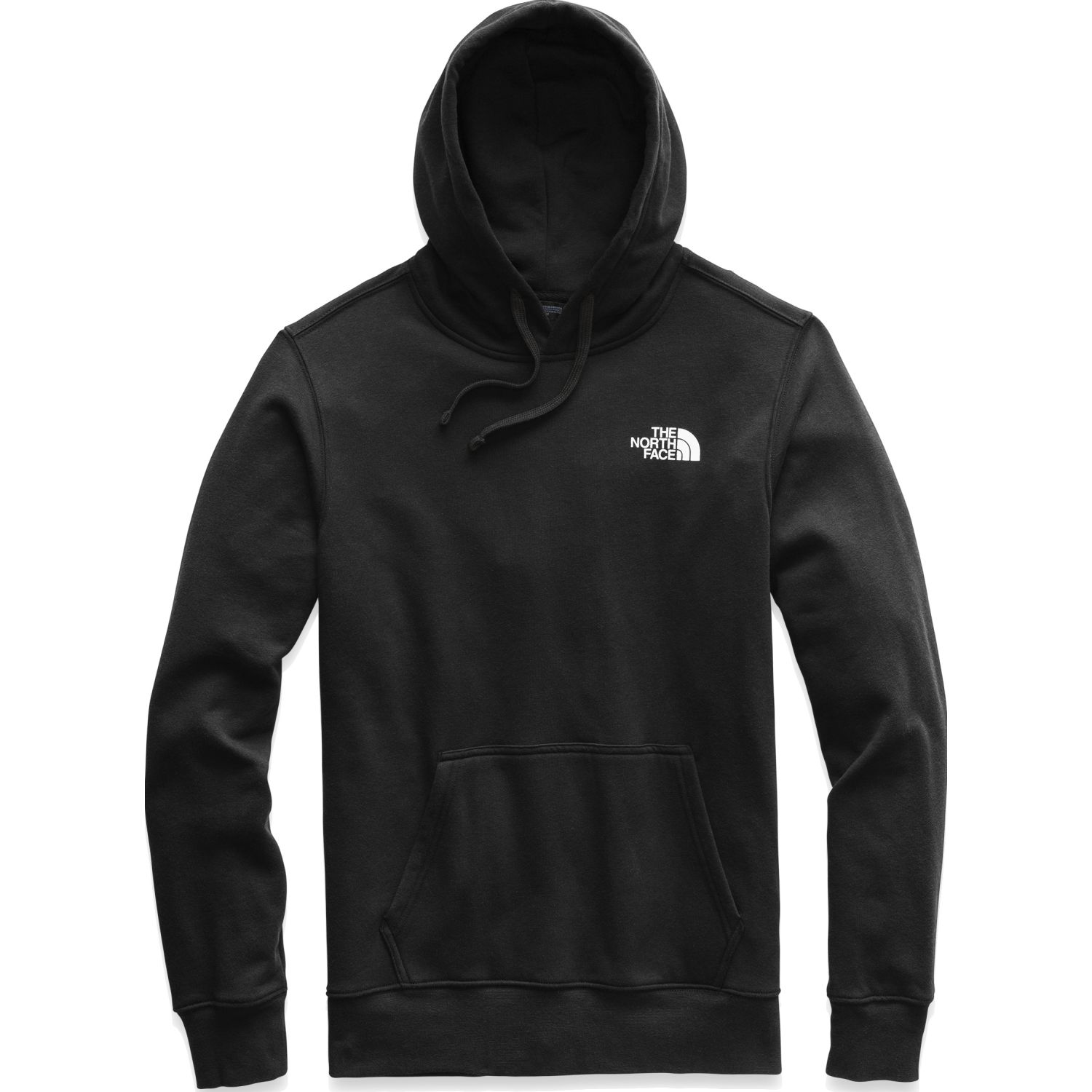The North Face m red box pullover hoodie Negro Hoodies Deportivos
