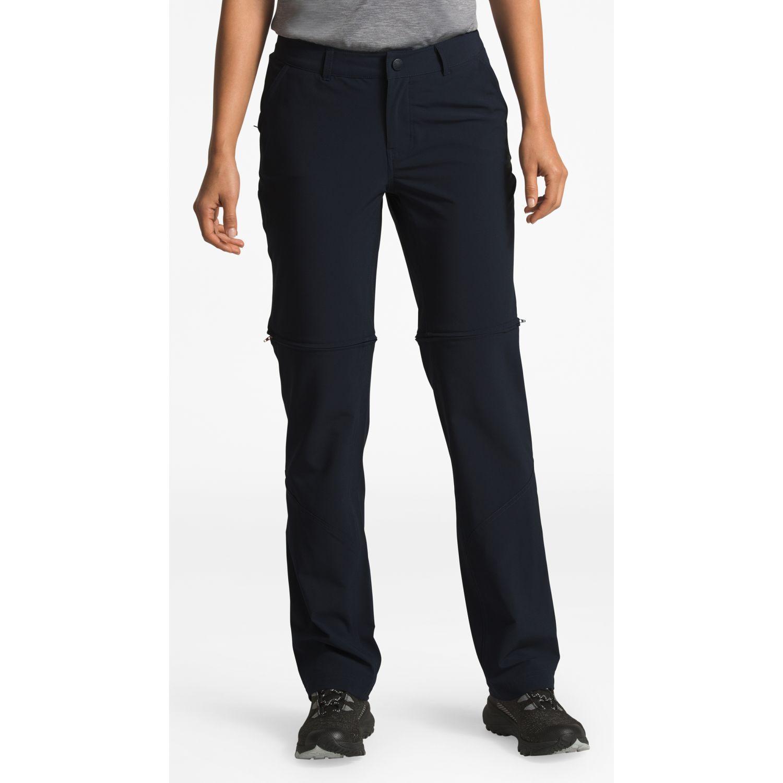 The North Face W Paramount Convertible Pant Navy Pantalones deportivos
