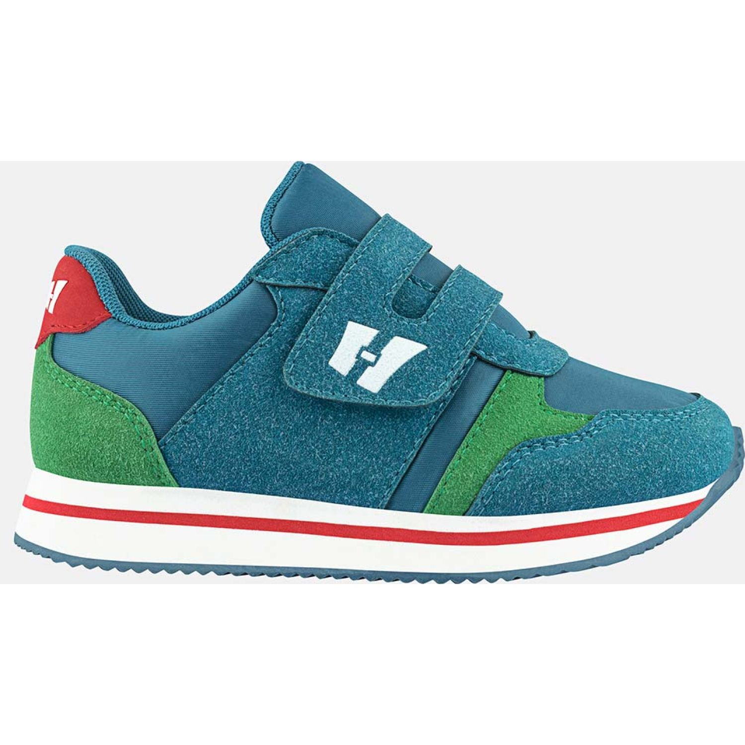 HUNT Hunt Kid Vlc Az Vr Azul / verde Zapatillas