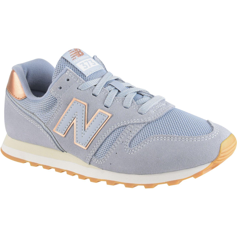 New Balance 373 CELESTE / DORADO Walking