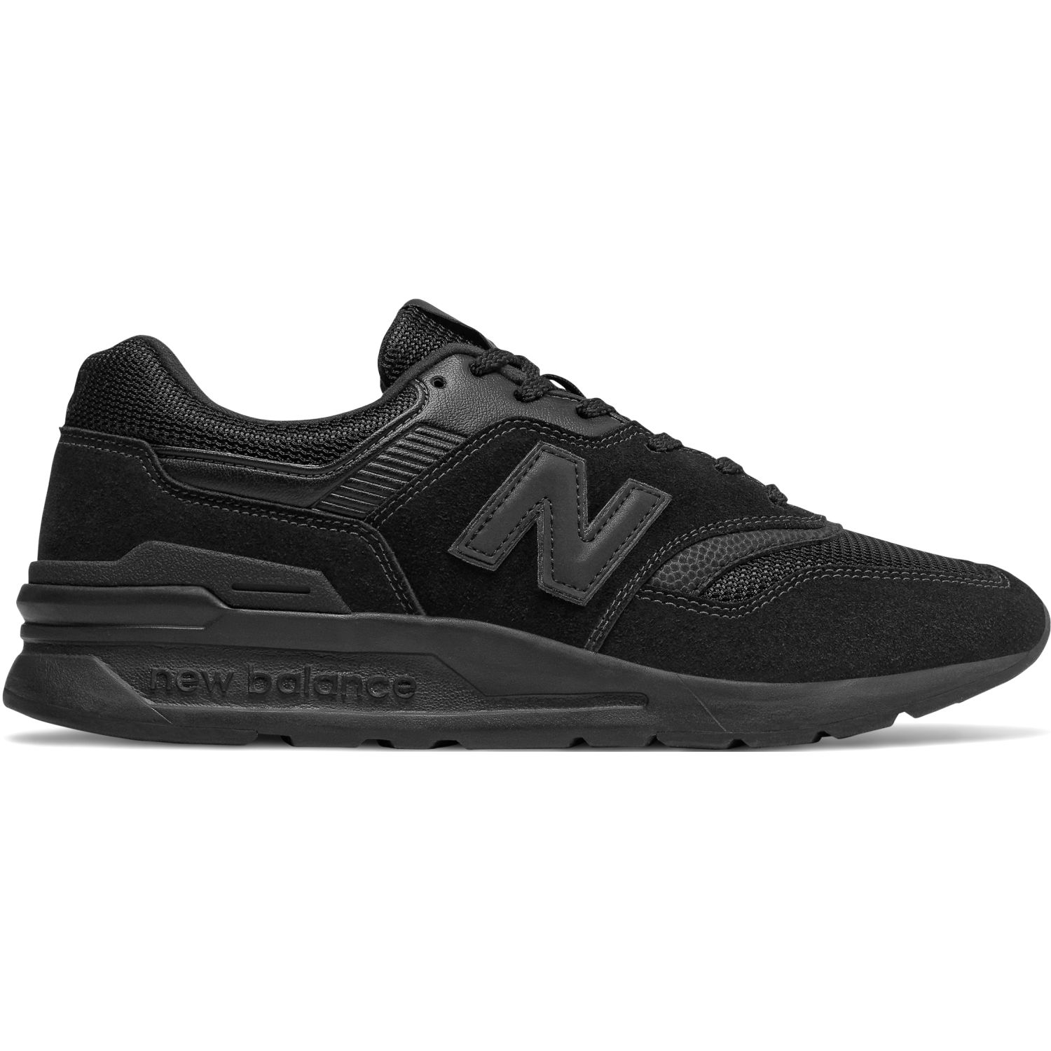 New Balance 997 Negro Walking | platanitos.com
