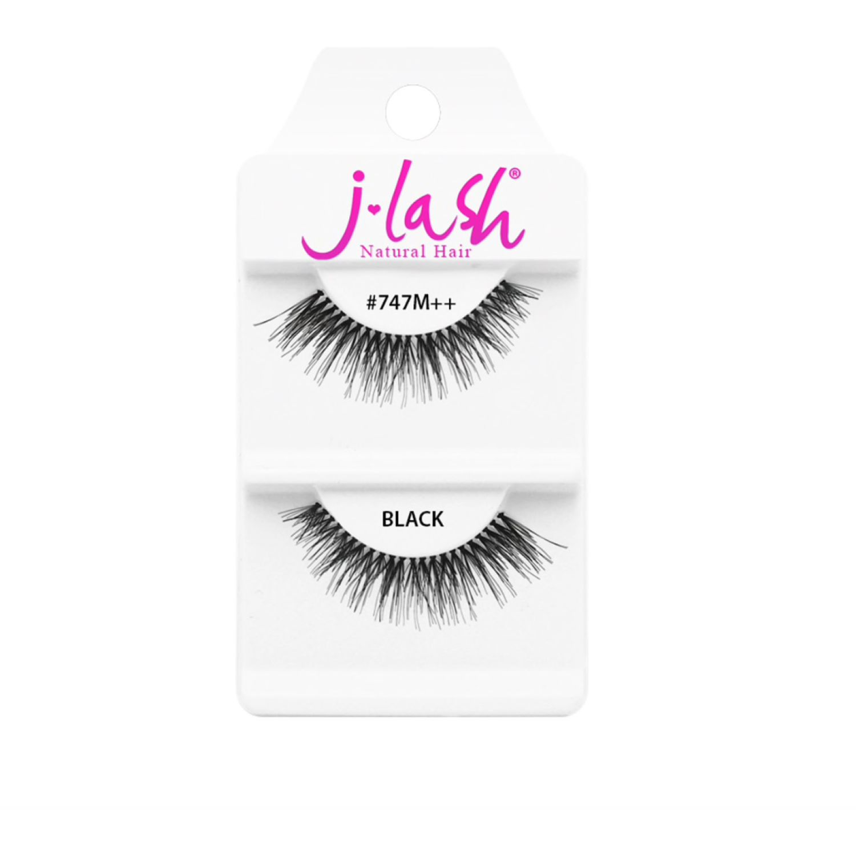 JLASH #747m++ Eyelash Varios Pestañas postizas y adhesivos