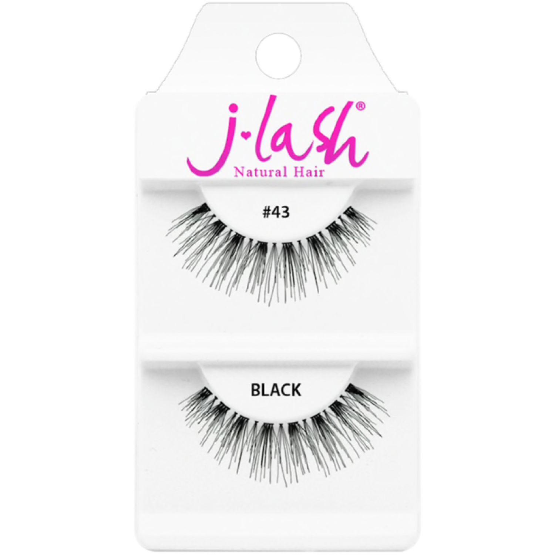 JLASH #43 eyelash Varios Las pestañas falsas y Adhesivos