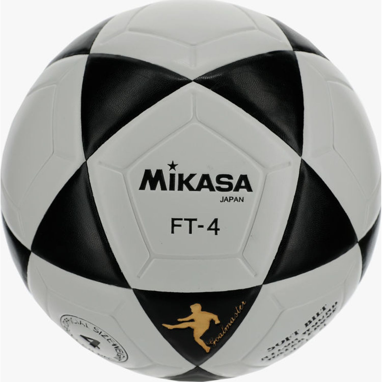 MIKASA FT-4 Blanco / negro Bolas