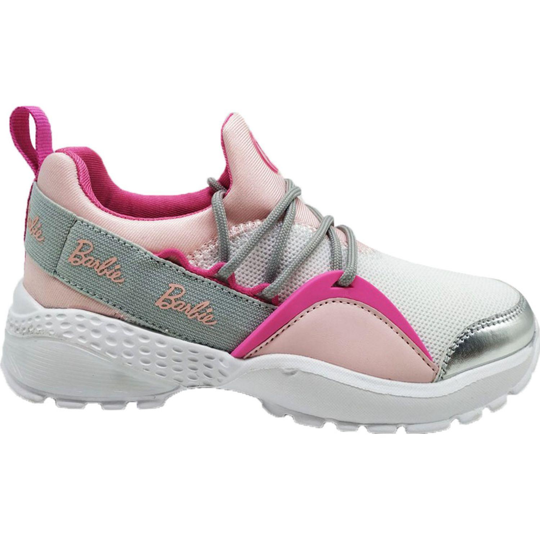 Barbie 2ar46100001 Gris / rosado Walking