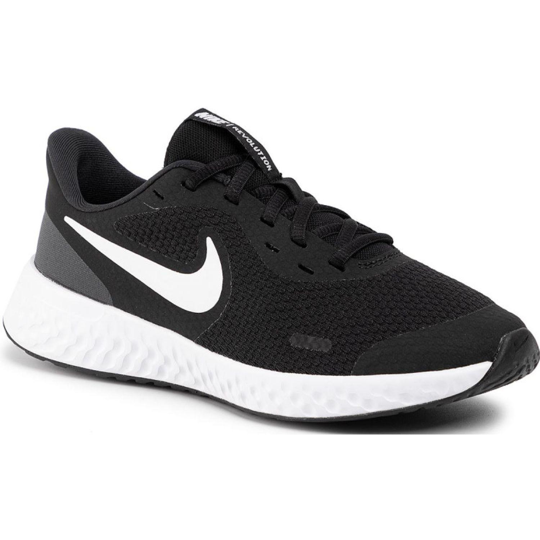 Nike nike revolution 5 gs Negro Walking